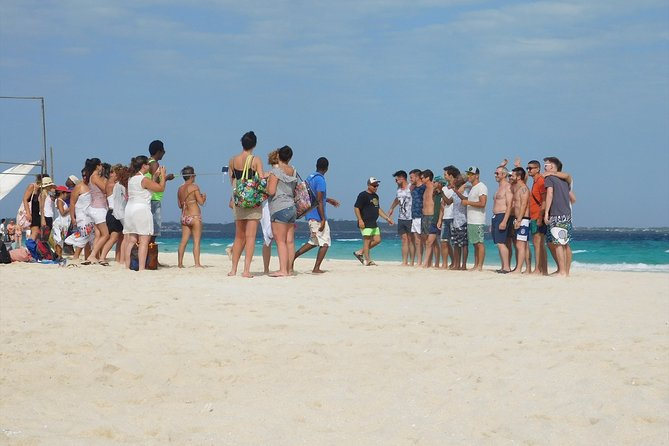 Prison Island & Nakupenda Sandbank Picnic and Romantic Sunset Cruise (3 in One)