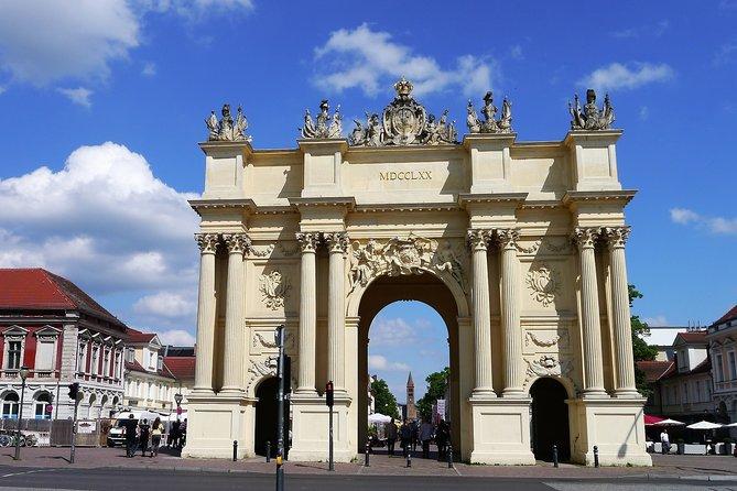 Potsdam Private Walking Tour