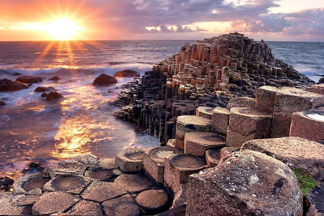Private tour of Giant's Causeway and Game of Thrones filming locations