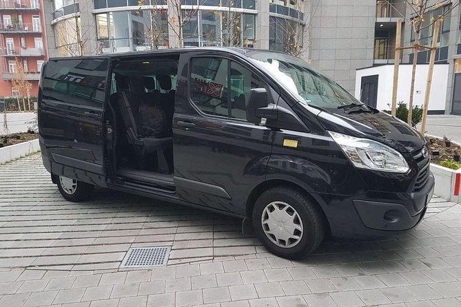 Private Transfer: Warsaw to Warsaw Chopin Airport (WAW)