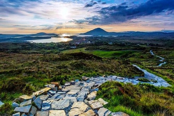 Hike Connemara National Park departing from Galway City. Private guided Full day