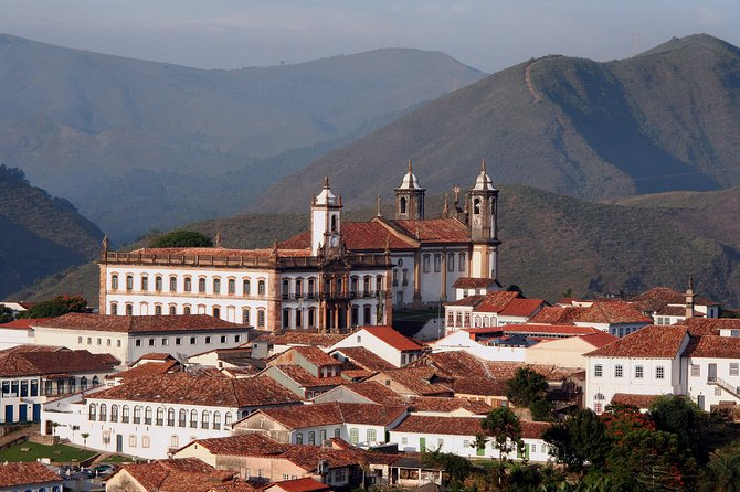 Ouro Preto and Mariana day trip from Belo Horizonte
