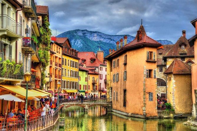 Viagem particular de Genebra a Annecy na França