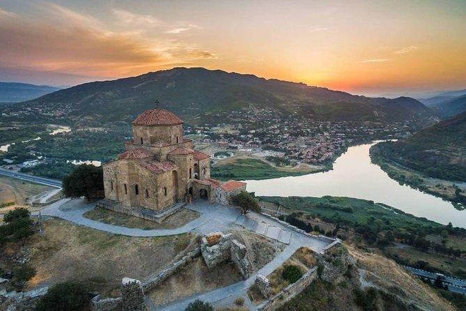 Mtskheta - Jvari - Samtavro, the cradle of Georgian Christianity. Private tours