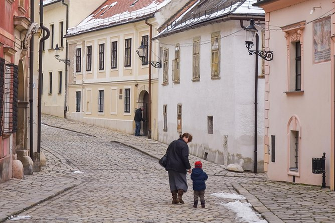 """Guided tour """"Love stories of Bratislava"""""""