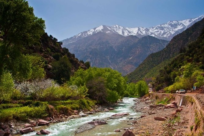 Excursion to the Ourika valleys from Marrakech