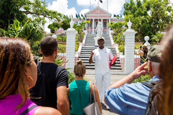 Historical Nassau Walking Tour – Lunch & Landmarks