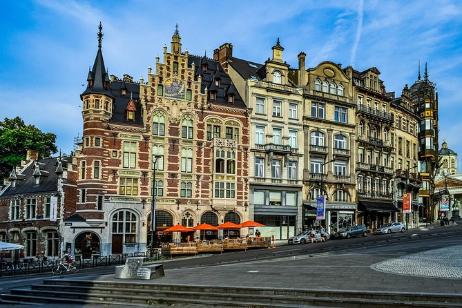 Brussels Private Walking Tour