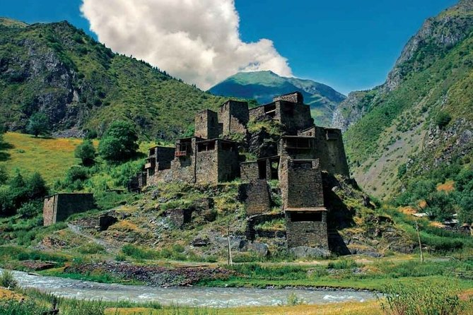 2-Day Private Jeep Tour to Khevsureti from Tbilisi