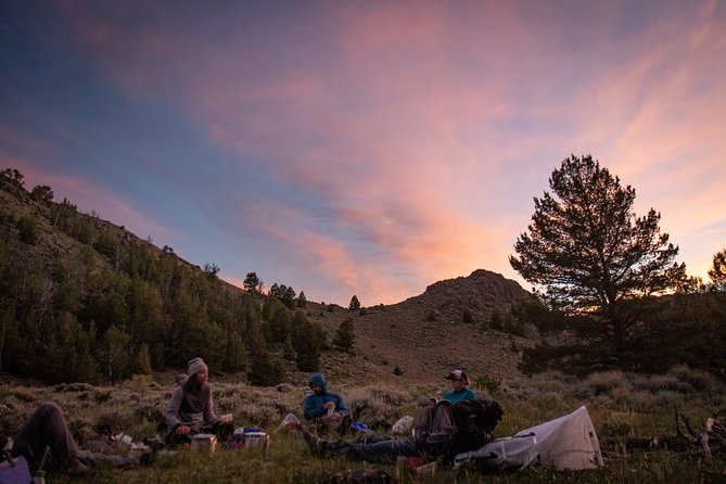 Multi-day Wilderness Packrafting