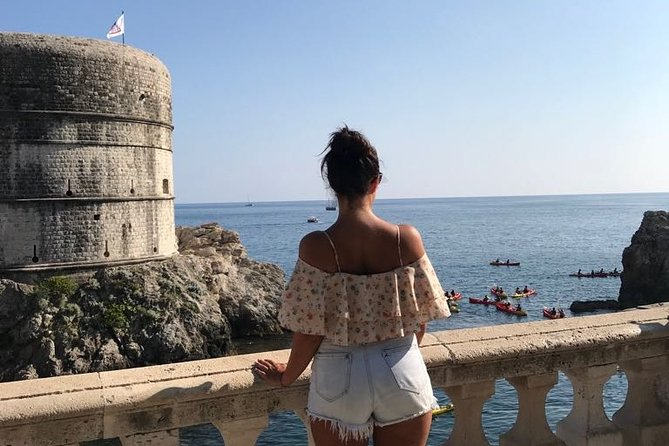 "Guided tour ""Love stories of Dubrovnik"""