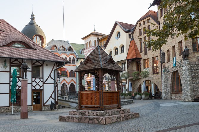 Guided tour Love Stories in Komarno