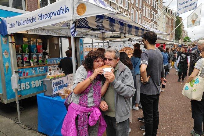 Food Tour in the Albert Cuyp Market Amsterdam