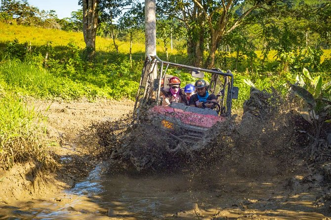 ENJOY this MADNESS full of MUD with ATV or Buggy Polaris, 2 Cenotes & Mexologist