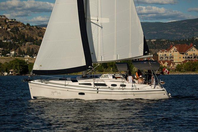 Okanagan 4-Hour Yacht Life Charter