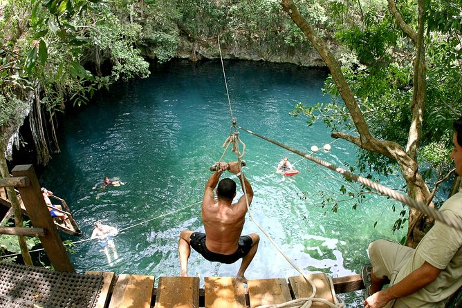 LIVE 2 DAYS of Adrenaline and Fun in the Jungle and the Caribbean Sea. Entrance