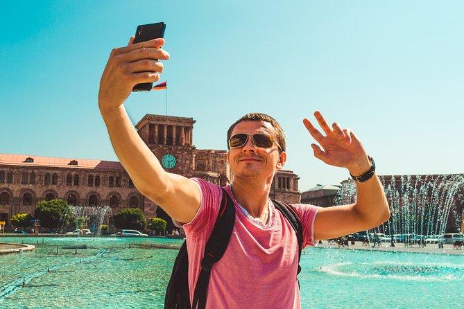 Romantic tour in Yerevan