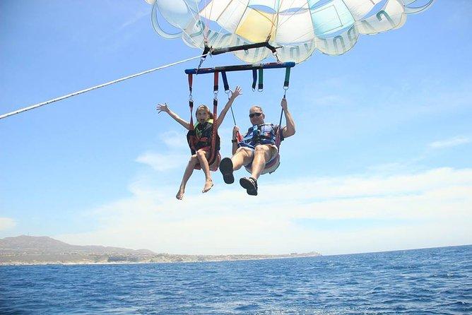 Parasailing Los Cabos Adventure