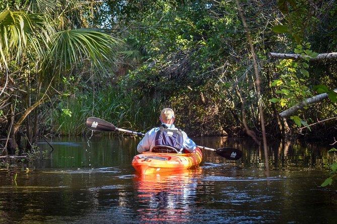 Everglades Guided Kayak Tour