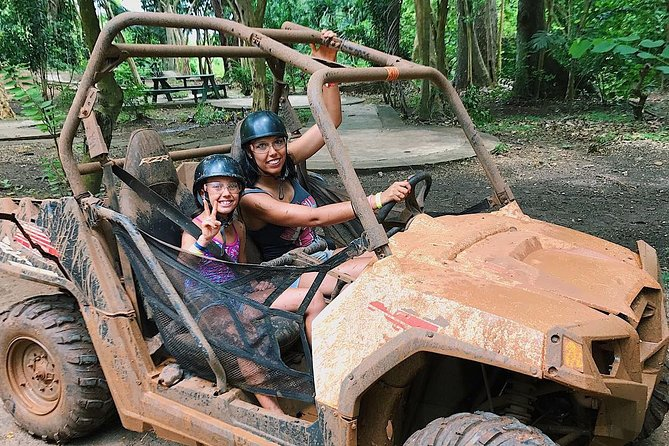 Private Transfer to Yaaman Adventure Park from Ocho Rios