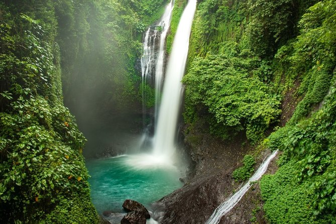 Private Tour The Aling Aling Waterfall Bali is Truly a Paradise and Other Obyeks