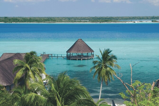 Bacalar Tour Departure from Cancun and Playa del Carmen