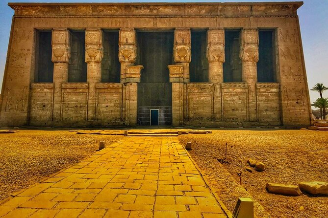 Dendera Temple From Luxor One Day Trip