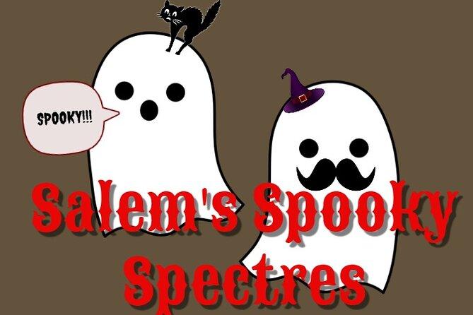 Salem's Spooky Specters Walking Ghost Tour