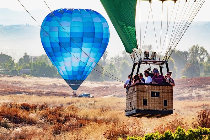 Private Balloon Flight for up to 4