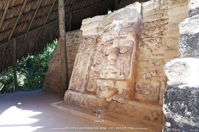 Kohunlich Maya Ruins Excursion