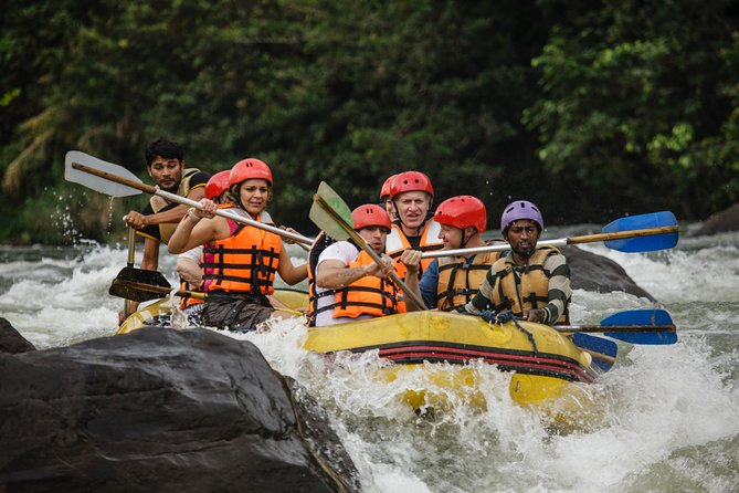 White Water Rafting from Colombo
