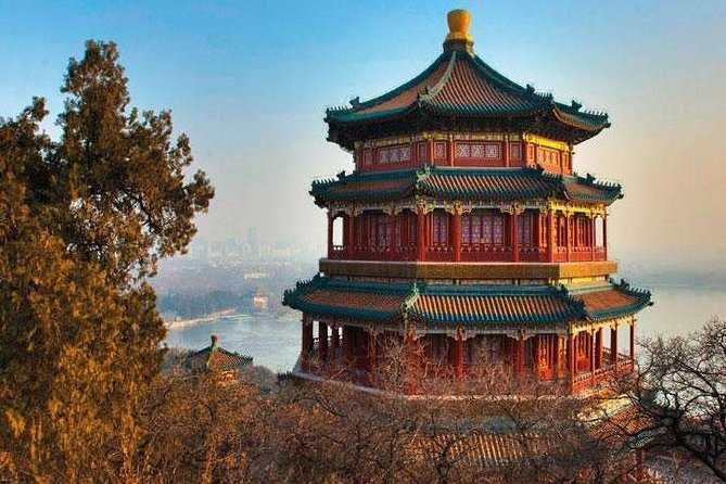 Summer Palace: Admission Ticket + 3-Hour Guided Tour (9:30am)