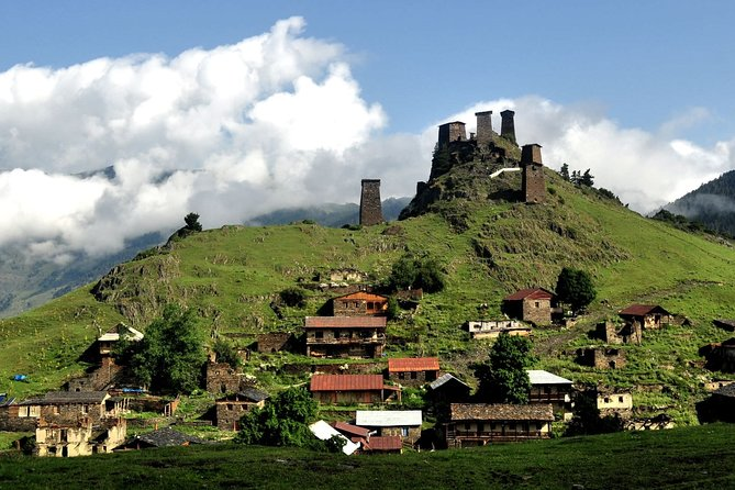 3-Day Private Jeep Tour to Tusheti from Tbilisi