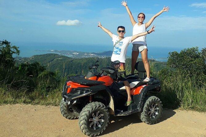 Koh Samui ATV Safari Tour