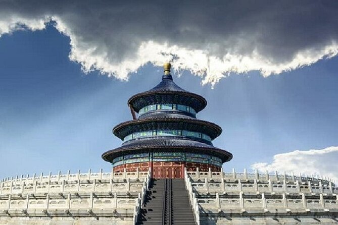 Temple of Heaven: Admission Ticket + 2-Hour Guided Tour (2:30pm)
