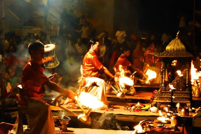 6 Day Varanasi with Golden Triangle tour