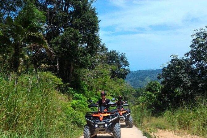 Full Day ATV Adventure Tour From Koh Samui
