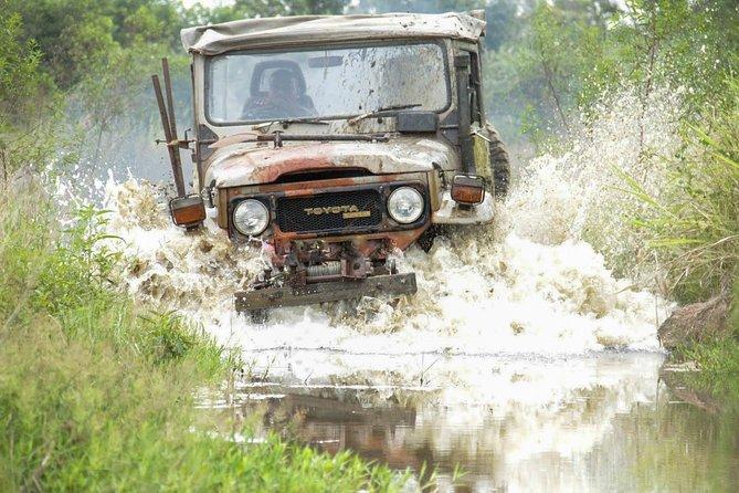 Mud Safari from Habarana