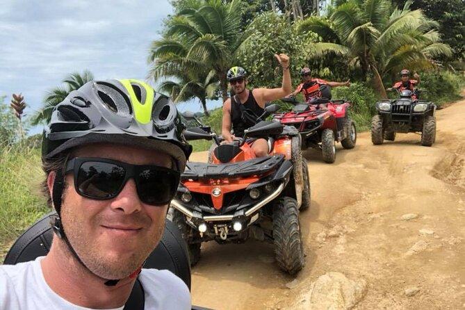 Safari 3 Hours ATV Riding Tour (Included Lunch) on Koh Samui