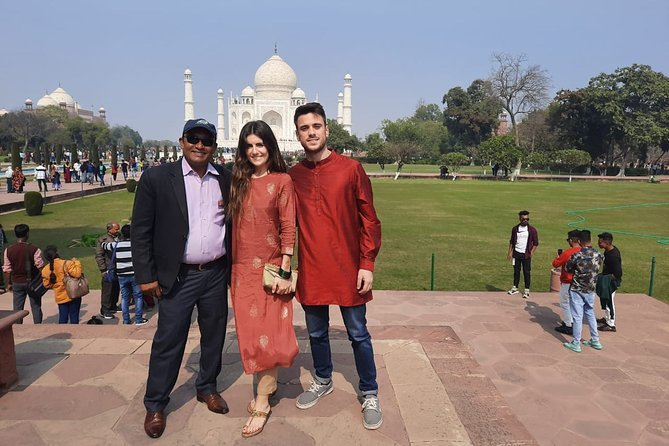 Incredible 5-Day Golden triangle tour from Delhi
