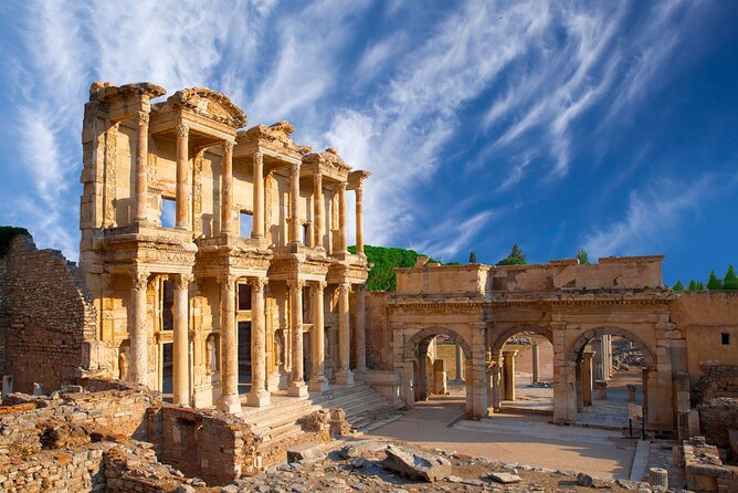 Highlights of ancient city Ephesus full day private tour