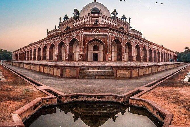Private Tour: 2 Days Delhi City Tour with Temples