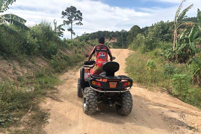 Sunset ATV Safari 2 Hours Trip on Koh Samui