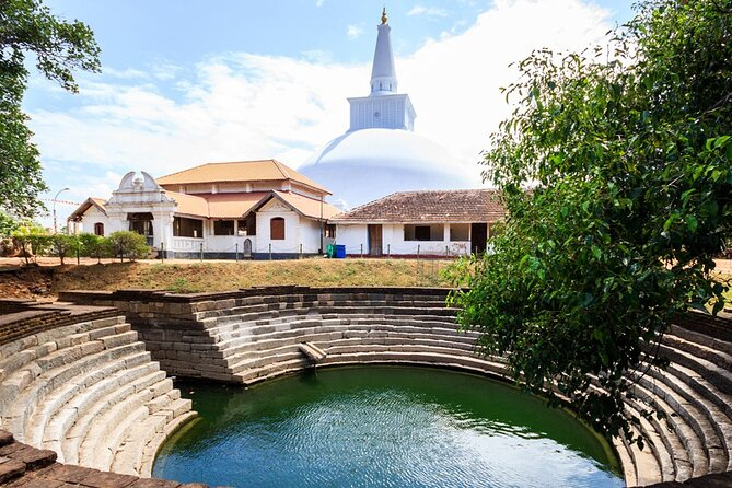 Sacred City of Anuradhapura from Mount Lavinia