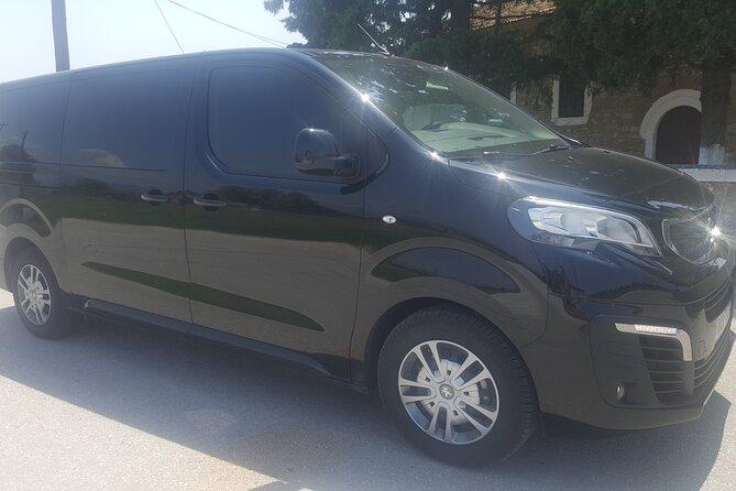 Private transfer to IKOS OLIVIA