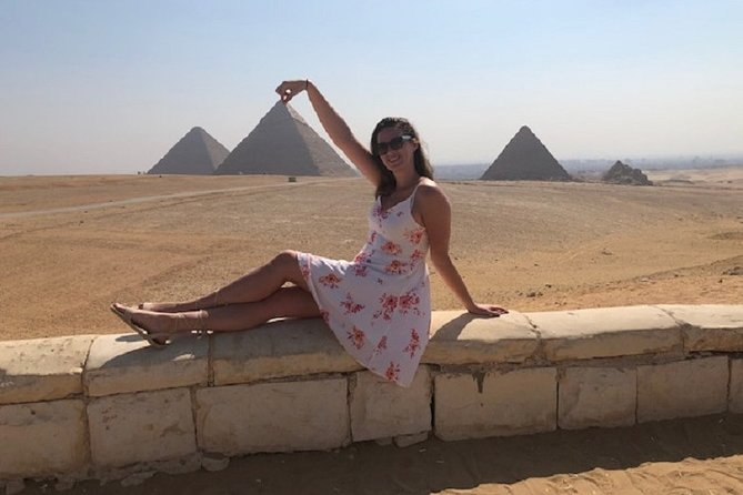 Private Tour to Giza Pyramids, Sphinx , Coptic and Islamic Cairo