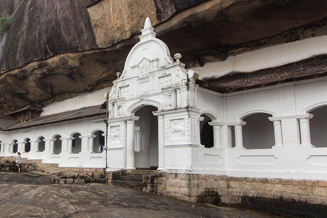 Sigiriya Rock & Dambulla Golden Temple