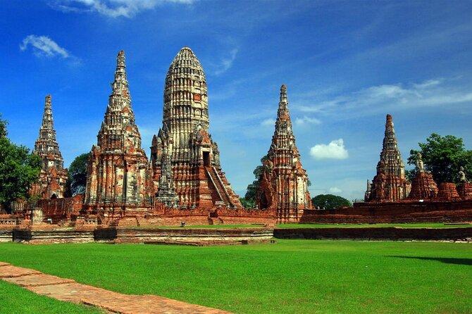 4-day Highlights of Bangkok & Ayutthaya