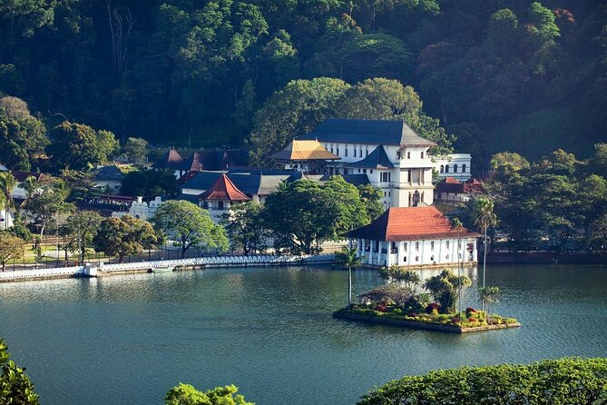 Kandy City Tour from Colombo