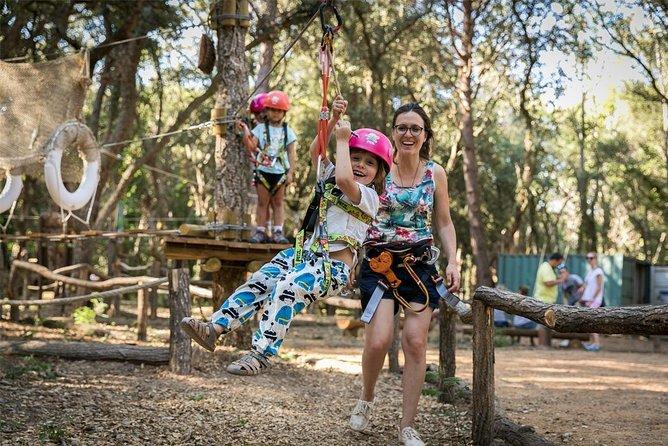 Costa Brava Adventure Park Platja D'Aro